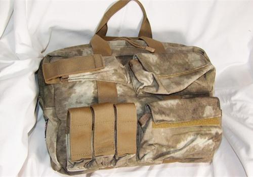 Tactical Assault Gear's tactical go bag. Photo: Scott Smith.