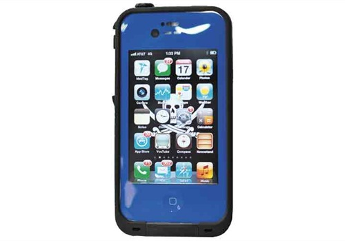 best sneakers 67cd0 cf4a7 Police Product Test: LifeProof iPhone 4S Case - Technology - POLICE ...