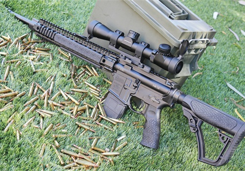 Daniel Defense MK 12 Rifle