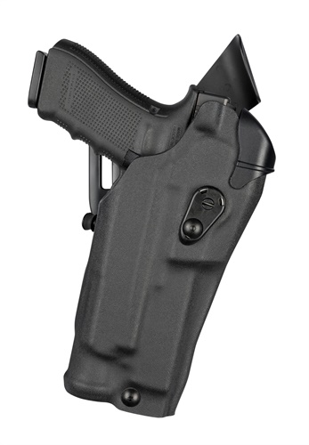 The Safariland 6390RDS ALS Holster is ideal for handguns equipped with red-dot optics. (Photo: Safariland)