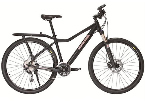 Safariland/Kona Patrol Bike