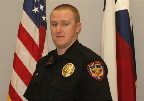 Photo of Sgt. Steven Means courtesy of the Early (Texas) Police Department
