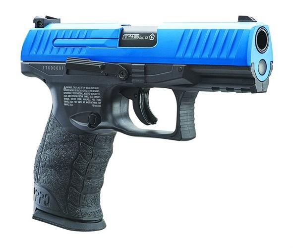 T4E Walther PPQ M2 pistols (Photo: T4E)