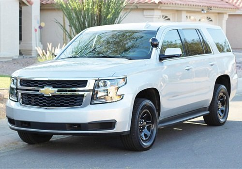 Chevy Tahoe PPV: Redesigned and Ready for Duty - Vehicle ...