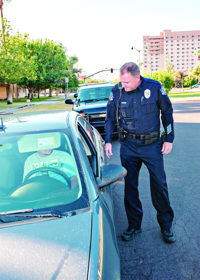 High-speed pursuits often begin as the result of a traffic stop over a relatively minor offense.
