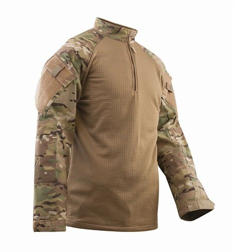 Tru-Spec TRU 1/4 Zip Winter Combat Shirt