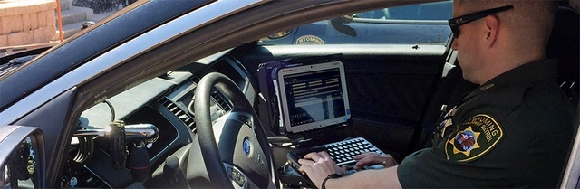 With a purpose-built device designed to withstand these types of situations, Wyoming Highway Patrol is able to lower their total cost of ownership and save valuable time and money over the life of the product.