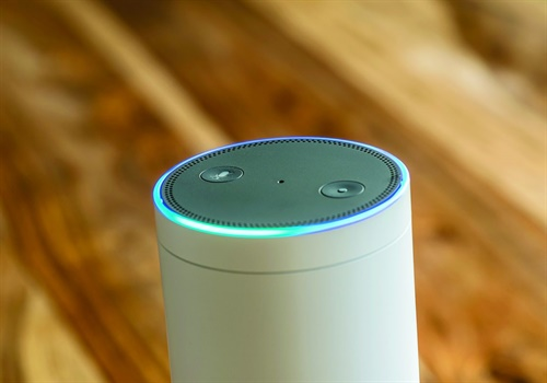 Don't say the wake word to a Smart Speaker at a crime scene. If you do and the system hears it, you will destroy evidence. (Photo: Getty Images)
