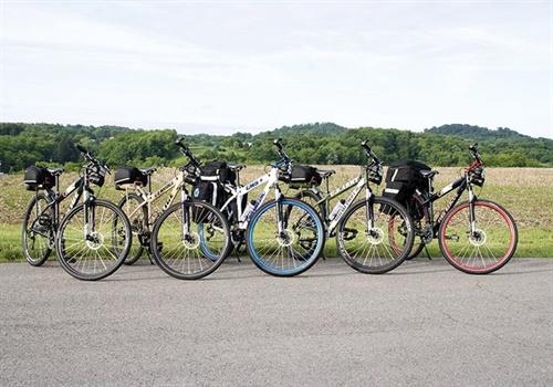 iForce Patrol Bikes