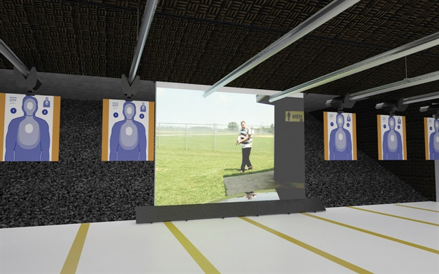Photo: Meggitt Training Systems