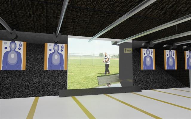 Photo: Meggitt Training Systems