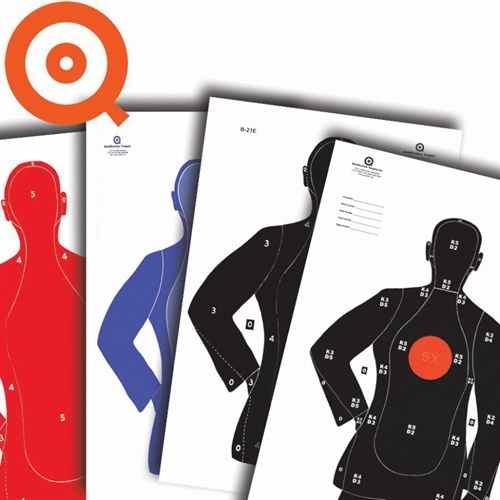 Photo: Qualification Targets Inc.