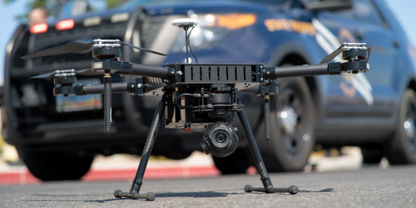 Cost-Effective Drone Solutions Can Help Police Save Lives