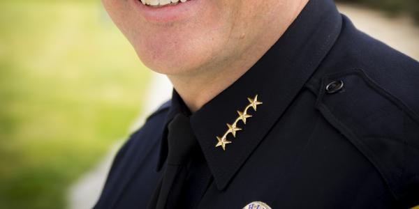 Chief Mark Stainbrook (Photo: San Diego Harbor Police)