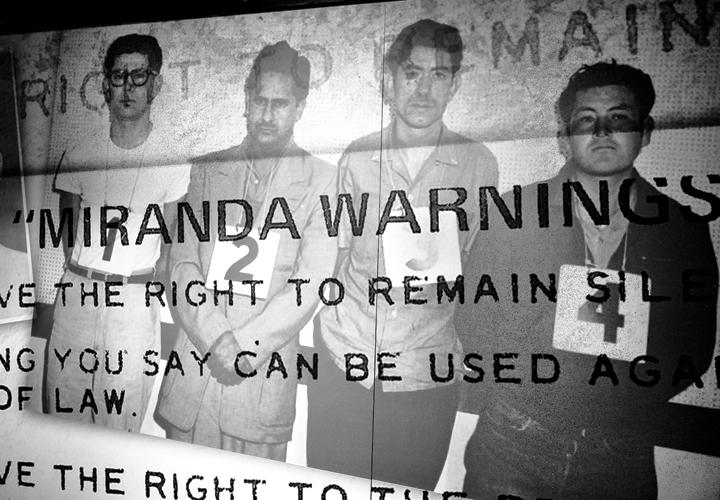 50 Years After Miranda