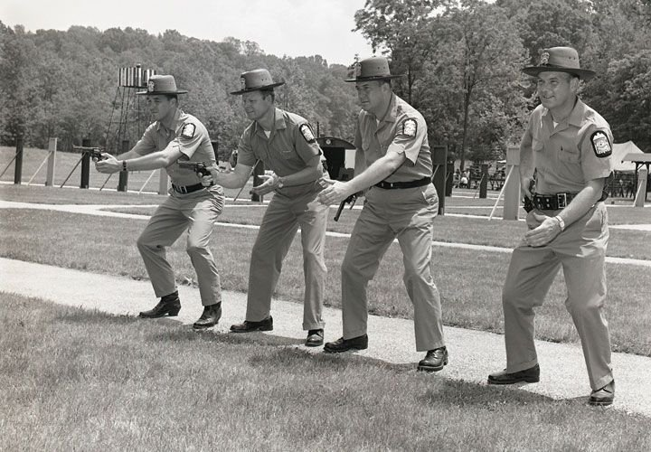 National Rifle Association and Law Enforcement: Celebrating 50 Years of Teamwork
