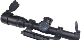 Police Product Test: Nikon 1-4X M-223 Rifle Scope