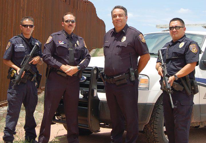 Patrolling the Broken Border