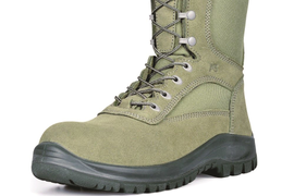Police Product Test: OD:30 Sage A3 Composite Toe Combat Boot