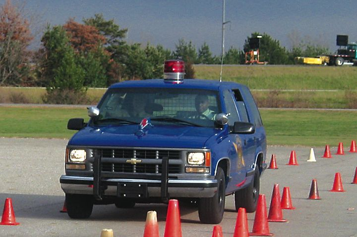 Preventing Training Tragedies: Traffic School