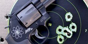Smith & Wesson 386PD Revolver
