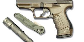 Walther P99 Duty Pistol