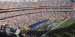 Maximum Blitz: Super Bowl Security