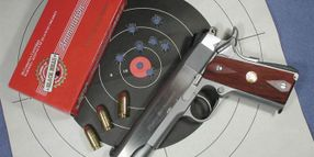 Para-Ordnance 7.45 LDA Autopistol