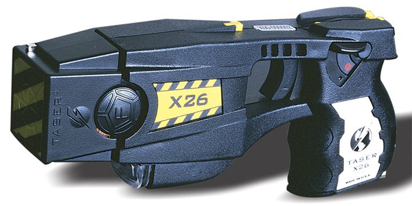 Re-Charged: Taser's X26