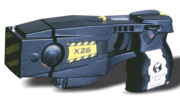 Re-Charged: Taser's X26 - Weapons - POLICE Magazine on