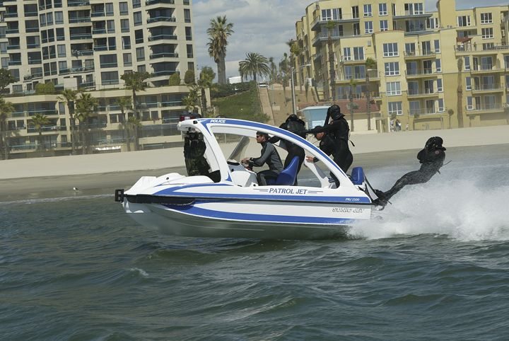 TWO if by Sea: Tactical Waterborne Units