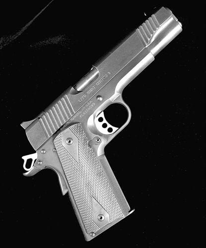 Kimber Custom II Pistol - Weapons - POLICE Magazine