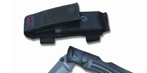 Ka-Bar Mule Folding Sheath Knife
