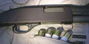 The FN Police Shotgun