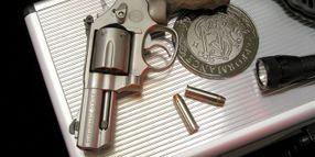 Smith & Wesson Model 66 F Comp Revolver