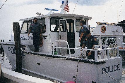 Marine Bureau Fires Up Its Jets