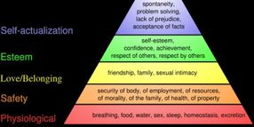 A Maslow Moment