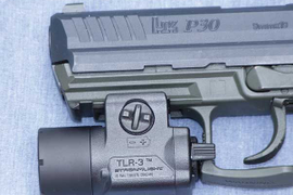 Police Product Test: Streamlight TLR-3 Weapons Light