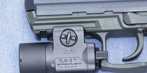 Streamlight TLR-3 Weapons Light