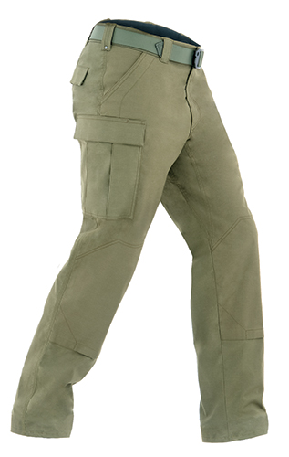 Police Product Test: First Tactical Tactix BDU Pants and Shirt and 8