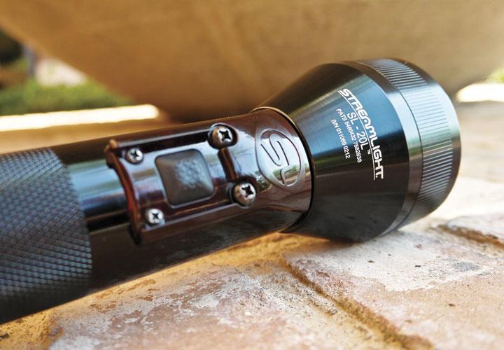 Police Product Test: Streamlight SL-20L Flashlight