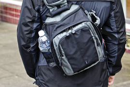 Police Product Test: 5.11 Tactical Zone Assault Pack