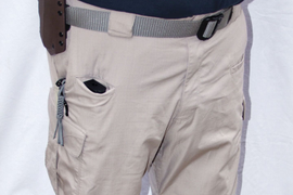 Police Product Test: 5.11 Tactical Stryke Taclite Pant