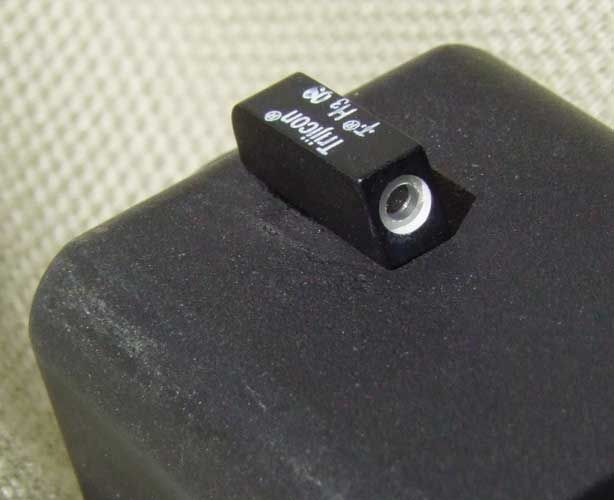 Police Product Test: Ameriglo Pro Sights