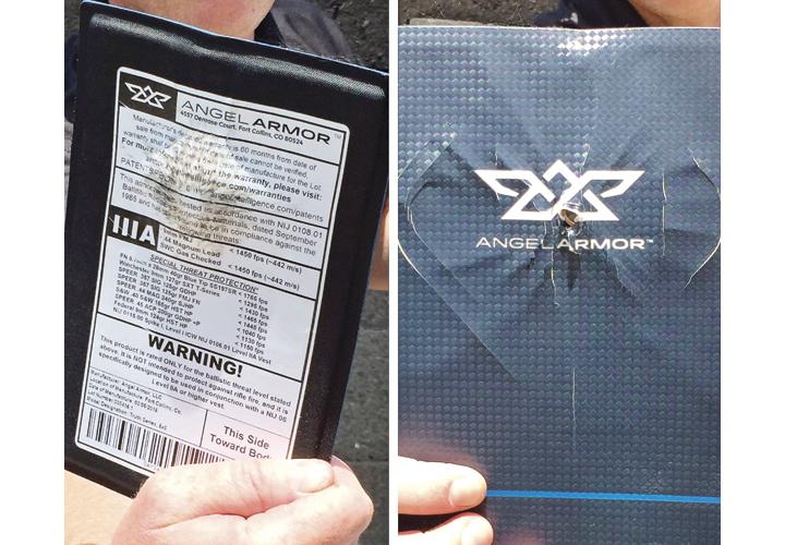 Police Product Test: Angel Armor Truth Series Trauma Plate