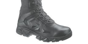 "Police Product Test: Bates Delta Nitro 8"" SZ Boots"
