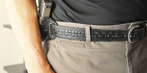 Police Product Test: Blade-Tech Looper Gun Belt