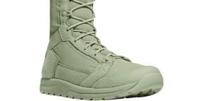Police Product Test: Danner Tachyon Military Boots