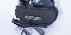 Police Product Test: ESS Eyepro Crossbow Eye Protection