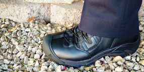 """Police Product Test: Keen Detroit Soft-toe 8"""" Boots"""